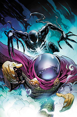 SYMBIOTE SPIDER-MAN #2 (OF 5) Cover A (Marvel Comics 2019) - 5/8/19