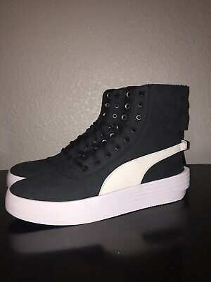 PUMA XO PARALLEL Black White The Weeknd Men's Shoes New