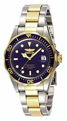 Invicta Men's 8935 Pro Diver Collection Two-Tone Stainless Steel Watch with Link