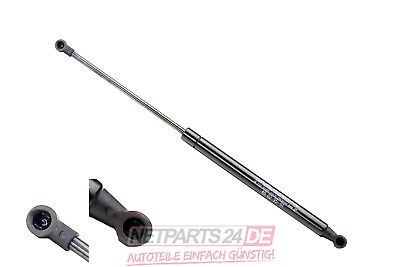2x Molle a Gas Bagagliaio Smart Fortwo Coupé 451 01/07- 9 N 445 mm Mozzo 176 Mm