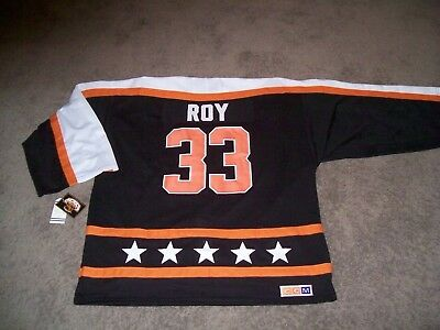 754c2feb PATRICK ROY 1998 NHL All-Star Game authentic CCM stitched jersey NEW ...