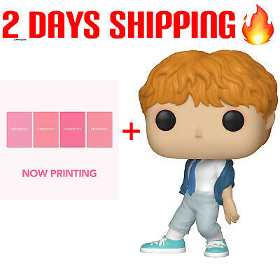 (FREE SHIPPING) Map Of The Soul: PERSONA THE ORIGINAL + BTS - Jimin FUNKO POP