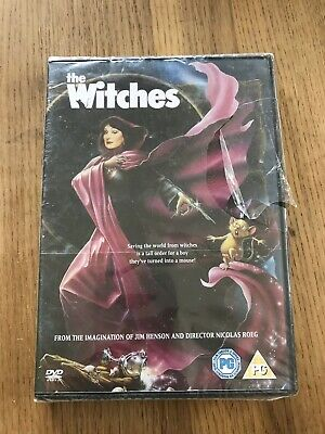 The Witches (DVD, 2005) New