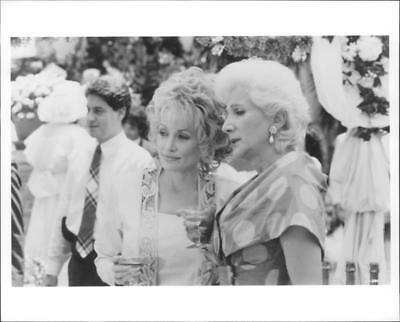 """A scene from the film """"Steel Magnolias"""". - Vintage photo"""
