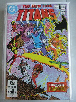 New Teen Titans (1980-1984) #32 VF/NM
