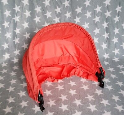 Mothercare Xpedior Coral Carrycot Colour Pack inc Apron & Pram Hood