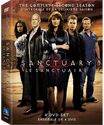 Sanctuary - The Complete Second Season (2Nd) (Keepcase) (Boxset) (Dvd)