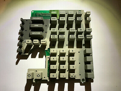 HP/AGILENT 08590-60201 HP8595E Front Panel Keyboard