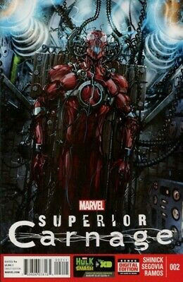 Superior Carnage (2013-2014) #2 of 5