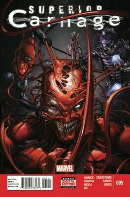 Superior Carnage (2013-2014) #5 of 5