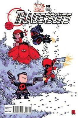 Thunderbolts Vol. 2 (2013-2014) #1 ( (Skottie Young Baby Variant)