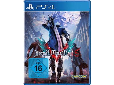 Devil May Cry 5 Deluxe Steelbook Edition (PS4) (NEU OVP) (UNCUT)