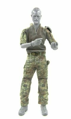1//6 Scale US Air Force TACP-JTAC S2 Black Body Headsculpt All Joints Pegs