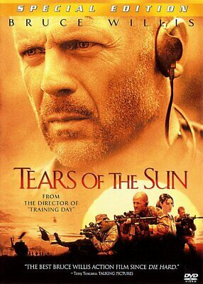 NEW! - Tears of the Sun (DVD, 2003, Special Edition) - Bruce Willis