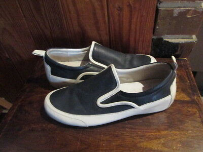 womens CANDICE COOPER leather slip on shoes SZ 10 rrp $300+