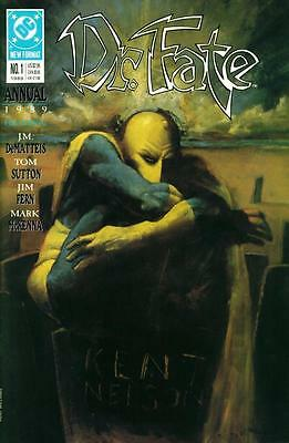 Dr. Fate Vol. 2 (1988-1992) Ann. #1