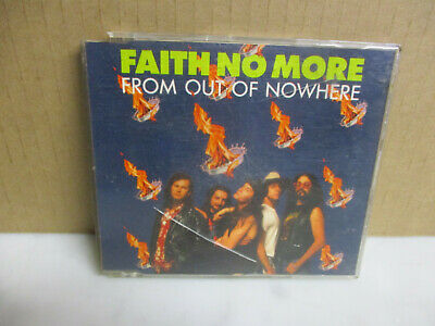Cd - Faith No More - From Out Of Nowhere