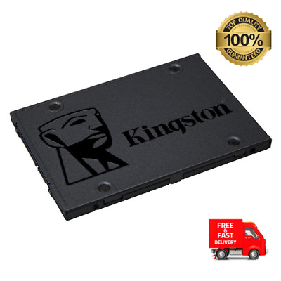 Kingston SSD A400 Solid State Drive 2.5 Inch SATA 3, 240 GB