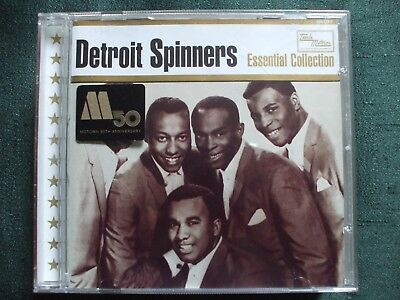 Detroit Spinners -  Essential Collection CD.Motown / Northern Soul.Ex.Condition
