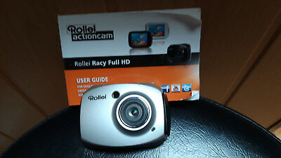 Rollei Racy Full HD Camcorder