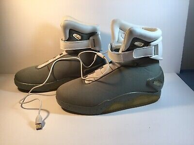new products 612e1 8dc37 Universal Studios Back To The Future Shoes Officially Licensed Air Mags  Size 11!