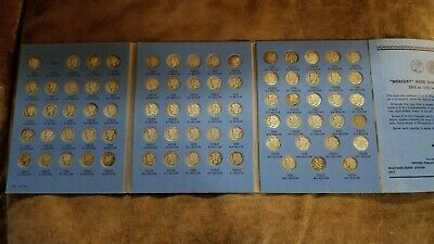 1916 to 1945 Mercury Head Dime Set, 76 Total Coins! Minus Only 16 D & Over Dates