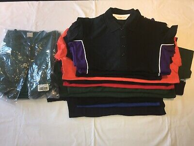 CLEARANCE New Ladies Assorted Polo shirt lot x 64. AC14.