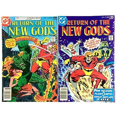 1ST ISSUE SPECIAL #13 Return of the NEW GODS! DC Comic Book