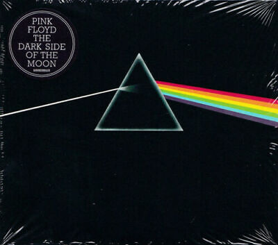 Pink Floyd Dark Side Of The Moon Remaster Cd 2016 New Sealed David Gilmour