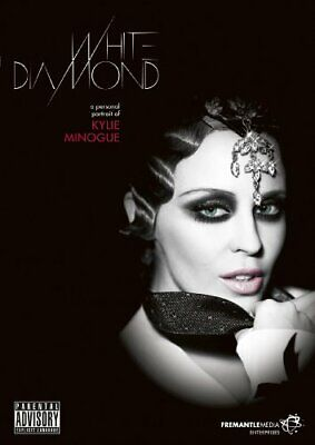Kylie Minogue - White Diamond [DVD] [2008] -  CD DGVG The Fast Free Shipping
