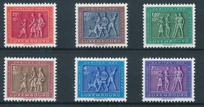 [36484] Luxembourg 1953 Good set Very Fine MNH stamps