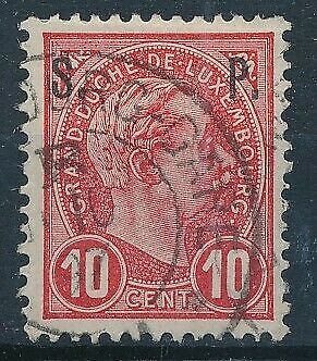 [36528] Luxembourg 1895 Official Good stamp Very Fine used