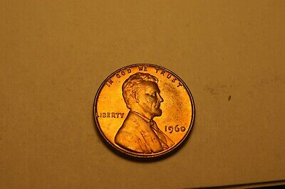1960 P Small Date Lincoln Cent 8