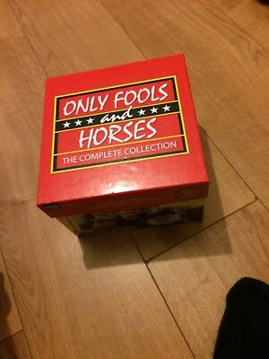 DVD boxset - Only Fools And Horses The Complete Collection   - 26 disc - New