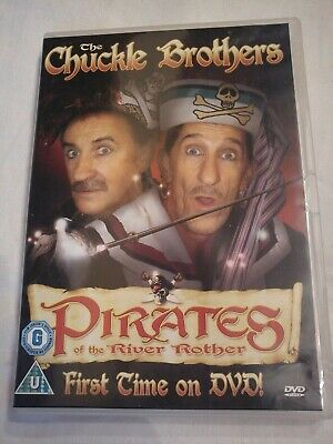 The Chuckle Brothers Pirates Of The River Rother Dvd