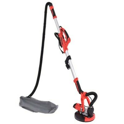 Adjustable Electric Drywall Sander with Vacuum and LED Light (New and Free SHIP)