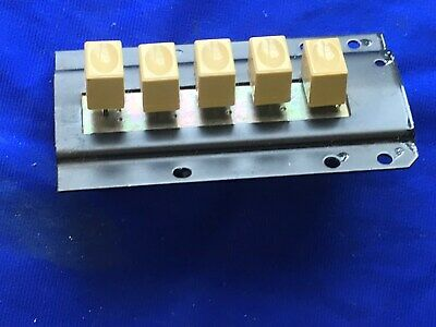 195 123C7003G014 GE WASHER TEMPERATURE SWITCH FREE SHIPPING