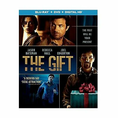 The Gift (Blu-ray + DVD + DIGITAL HD with Ultraviolet),New DVD, Joel Edgerton, R
