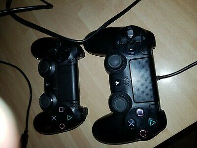 2x Original Sony Playstation 4 Controller PS4 Dualshock