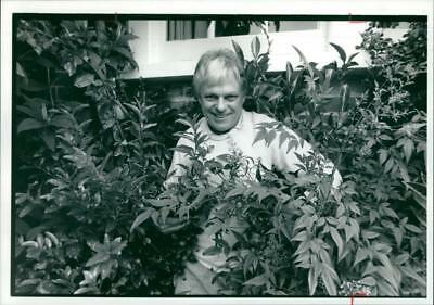 Roy Lancaster:Man of the plant world - Vintage photo