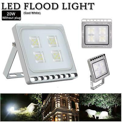 20W 220V IP65 LED lampe Floodlight ultra-mince blanc froid blanc chaud