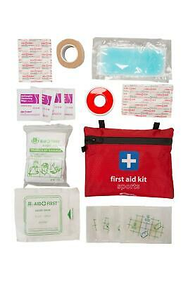 Mountain Warehouse Sports First Aid Kit Lightweight and Compact in Bag