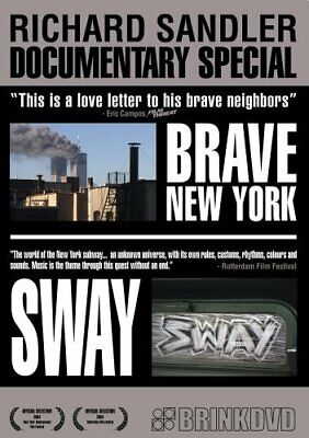 Brave New York/ Sway [DVD] [2008] [NTSC] -  CD T0LN The Fast Free Shipping