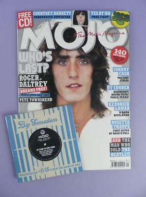 MOJO Magazine May 2018 + Unopened CD - The Who, Johnny Cash, Ry Cooder...