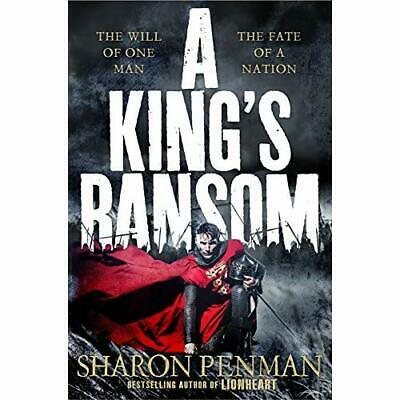 A King's Ransom - Paperback NEW Sharon Penman ( 2015-05-07