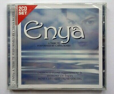 Enya - A Tribute Performed By China Roses (New Sealed Double Cd)