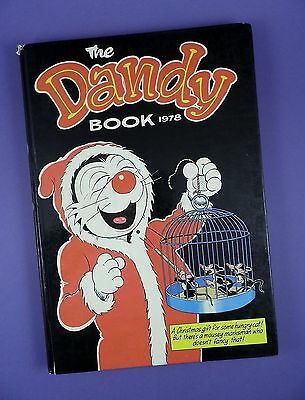 The Dandy Book 1978 in Very Good Condition