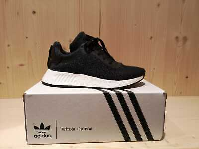 ADIDAS ORIGINAL WH Wings & Horns NMD R2 Black CP9550 Limited