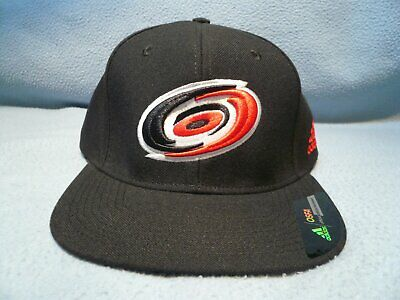 promo code d6f86 56605 Adidas Carolina Hurricanes Core BRAND NEW Snapback hat cap NHL Official  Canes