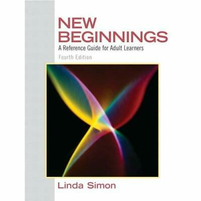 New Beginnings: A Reference Guide for Adult Learners - Paperback NEW Simon, Lind